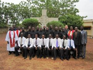 Promotion de 2011 à Dapaong Togo